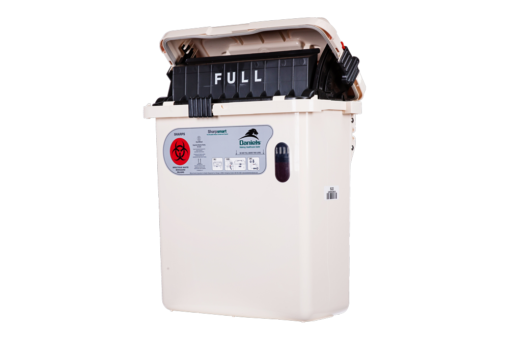medical and biohazardous waste disposal in Kansas