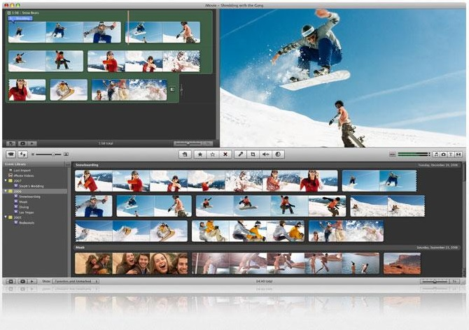 iMovie alternative for Windows