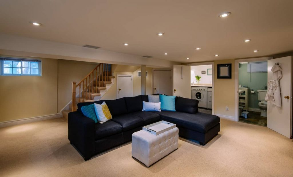 Basement Waterproofing with a Do-It-Yourself Project