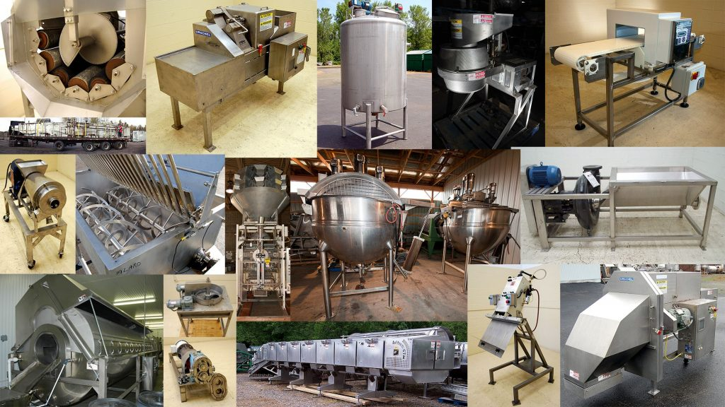 fruit and vegetable packaging equipment