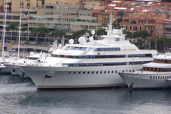 business usable yachts